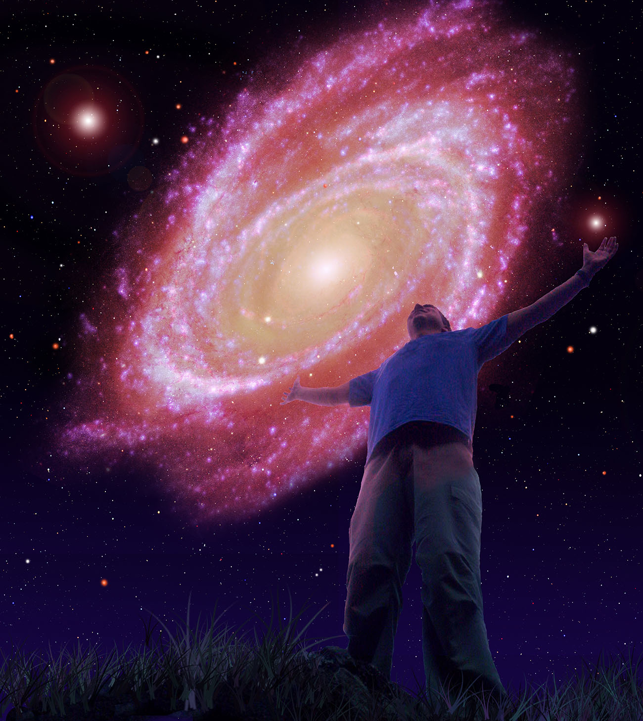 Are we Creation of the Universe, or is Consciousness the Real Creator?