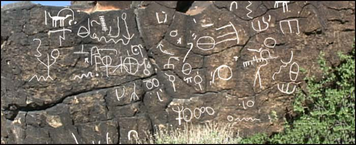 Colorado writings connected to ancient proto-Hebrew dialect